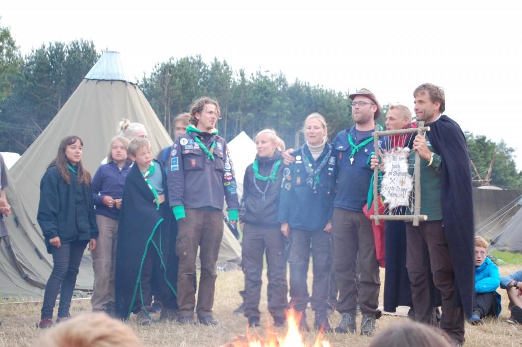 Stavanger 2013: Geels ga oss flotte gaver.Foto: Hanne Birte Hulløen