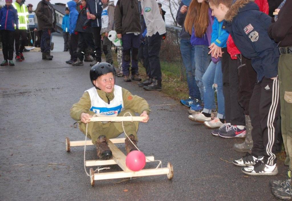 Jerv gjorde det også bra i Praktisk oppgave. Fart er ikke alt. Foto: Hanne Birte Hulløen (Facebook)