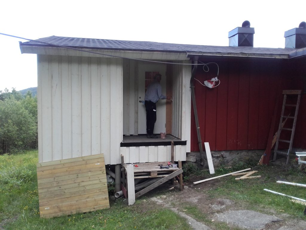 Dette rimer. Foto: Trond Engen